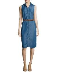 Vestido camisa azul de Splendid