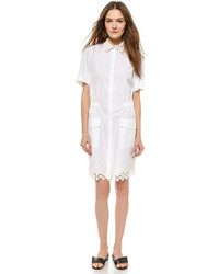 Vestido camisa blanca de Joseph
