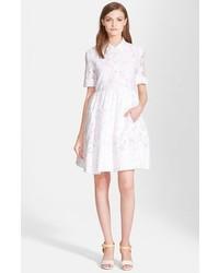 Vestido camisa blanca de Kate Spade