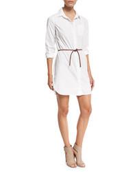 Vestido camisa blanca de Splendid
