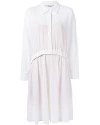 Vestido camisa blanca de Stella McCartney