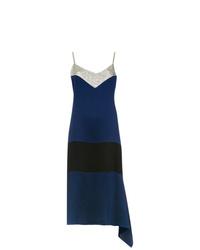 Vestido camisola azul marino de Gloria Coelho