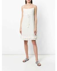 Vestido camisola blanco de Twin-Set