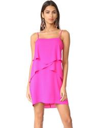 Vestido camisola rosa
