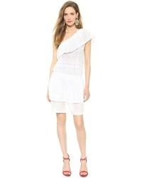 Vestido casual blanco de Rebecca Minkoff