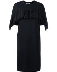Vestido casual negro de MSGM