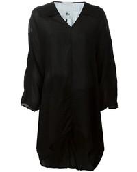 Vestido casual negro