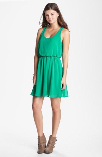 f345b9498 ... Vestido casual verde de Lush