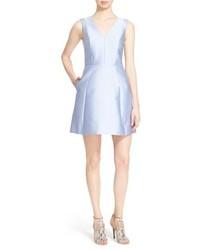 Vestido celeste de Kate Spade