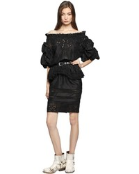 Vestido de Encaje Negro de Faith Connexion