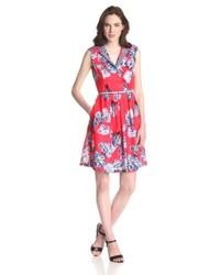 Combinar vestido flores verano