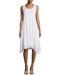 01f7486eb Comprar un vestido de lino blanco: elegir vestidos de lino blancos ...