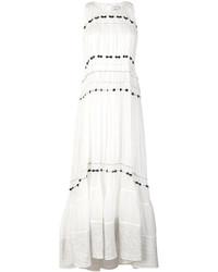 Vestido de noche blanco de 3.1 Phillip Lim