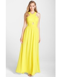Vestidos amarillos para mujer