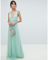 Cómo Combinar Un Vestido En Verde Menta En Verano 2020 39