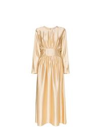 Comprar Un Vestido De Noche Dorado Elegir Vestidos De Noche