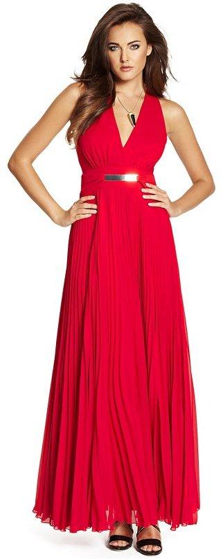 Vestidos rojos guess