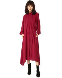 Vestido de noche rojo de Golden Goose Deluxe Brand