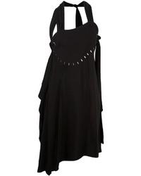 Vestido de seda negro de 3.1 Phillip Lim