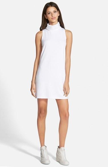 Vestido jersey blanco de Leith  dónde comprar y cómo combinar 7275bc7e20cd