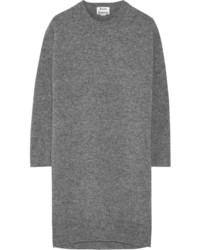 Vestido jersey gris de Acne Studios