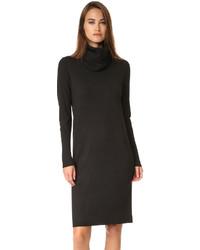 Vestido Jersey Negro de DKNY