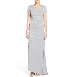 Vestidos largos rayas horizontales