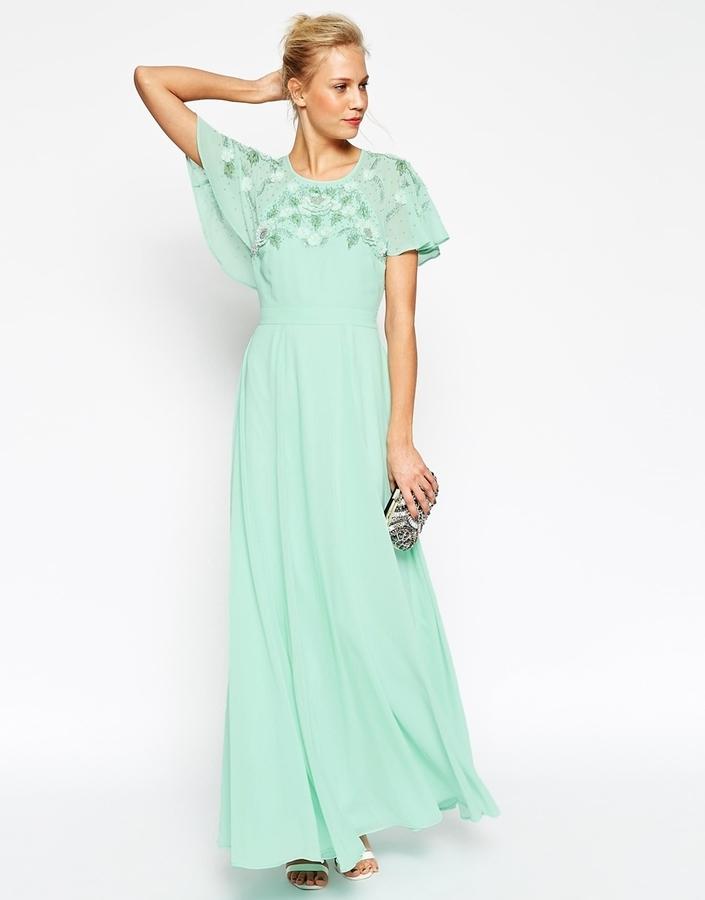 Vestido verde menta comprar