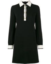 Vestido negro de Gucci