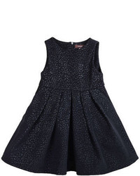 Vestido negro de Imoga