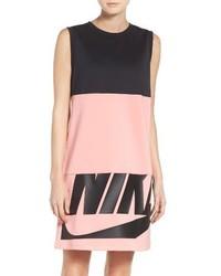 Vestido negro de Nike