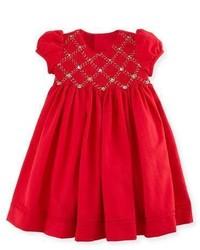 Vestido rojo de Luli & Me