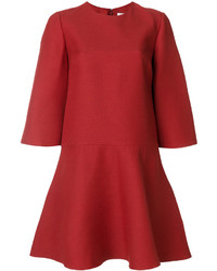Vestido rojo de Valentino