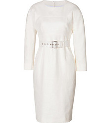 Vestido tubo blanco