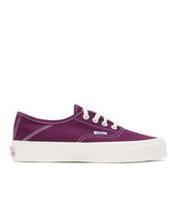 Vans Purple Og Style 43 Lx Sneakers
