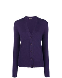 Bottega Veneta Deep V Neck Cardigan