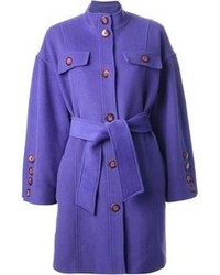 Guy laroche vintage belted coat medium 84266