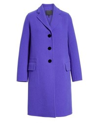 Marc Jacobs Notch Collar Coat