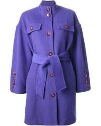 Guy Laroche Vintage Belted Coat