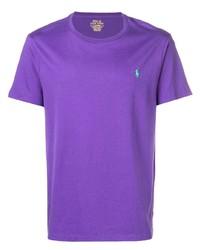 Polo Ralph Lauren Embroidered Logo T Shirt