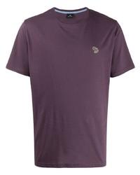 PS Paul Smith Logo Crew Neck T Shirt