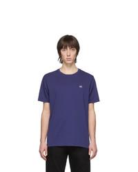 C.P. Company Purple Logo T Shirt
