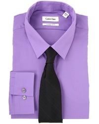 Violet Dress Shirt