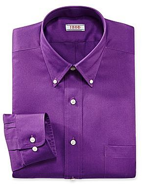 Izod button down twill dress shirt where to buy how to for Izod button down shirts