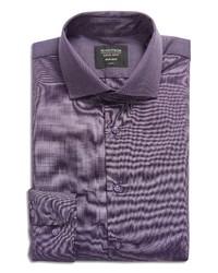 Nordstrom Trim Fit Non Iron Dress Shirt