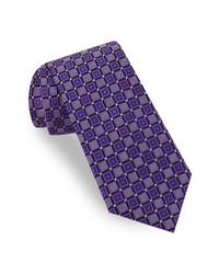 Ted Baker London Outline Box Silk Tie