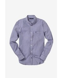 French Connection Staffordshire Rifle Gingham Shirt