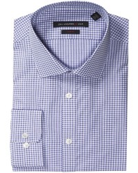 John Varvatos Star Usa Slim Fit Check Dress Shirt
