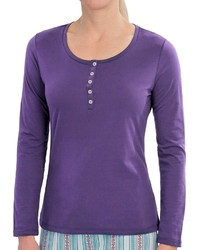 Jockey Arabesque Henley Sleep Shirt