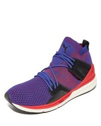 Puma Select Blaze Of Glory Limitless High Evoknit Sneakers